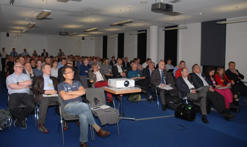 DNUG Konferenz Karlsruhe 2014 Plenum