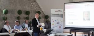 Sebastian Neumann, Social Business Consultant der agentbase AG