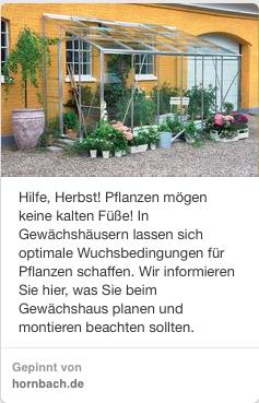 Best Case Beispiel: Nützliche Pin-Beschreibung von Hornbach