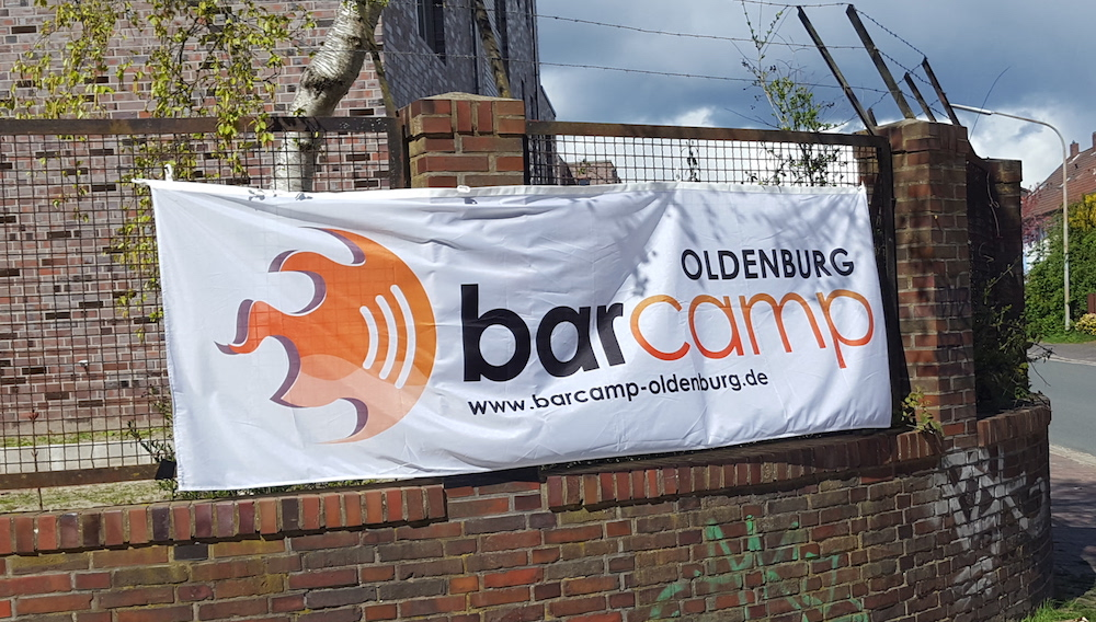 Barcamp Oldenburg 2016
