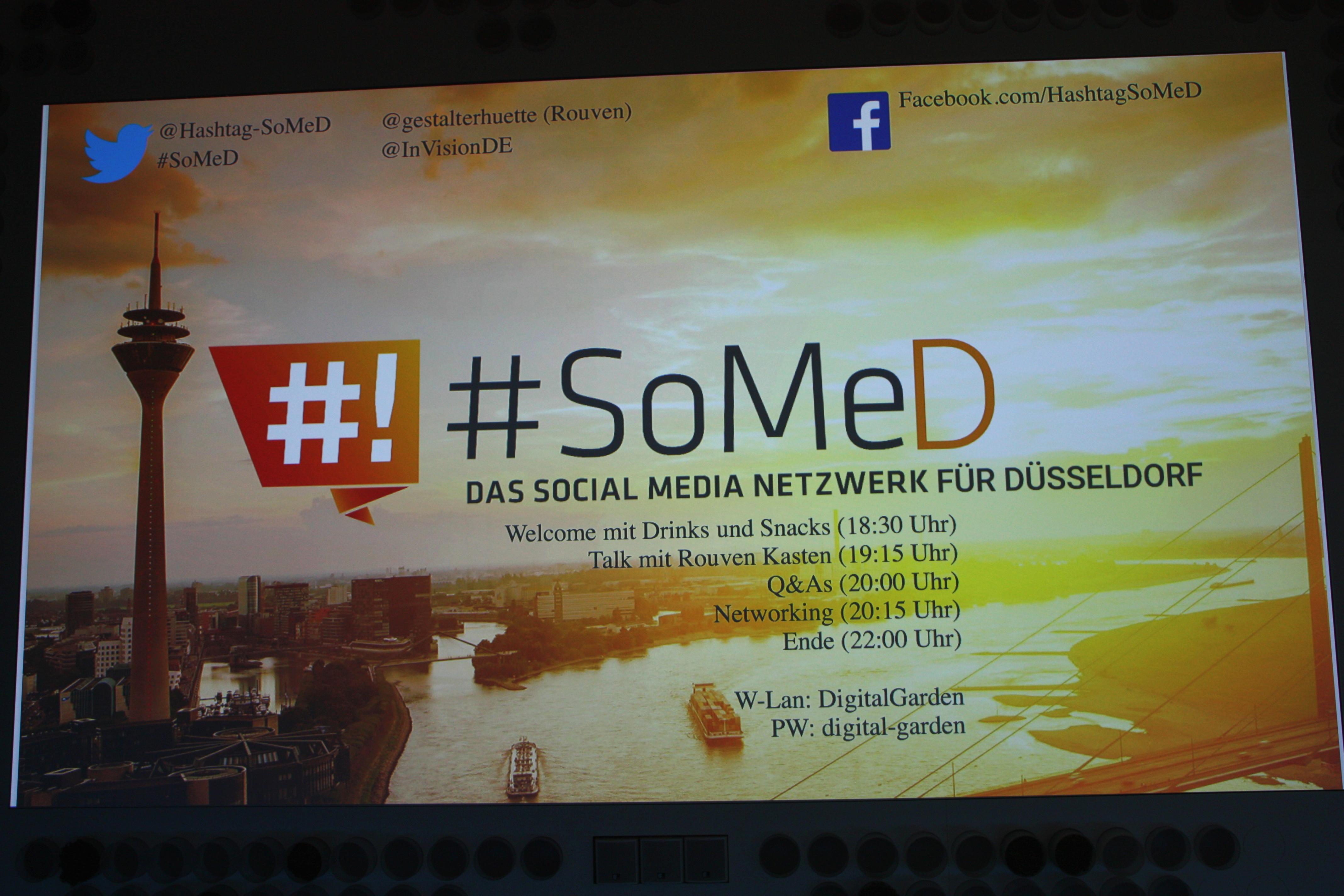 Rückblick 13. #SoMeD-Stammtisch: Social-Media bei der ökosozialen GLS-Bank