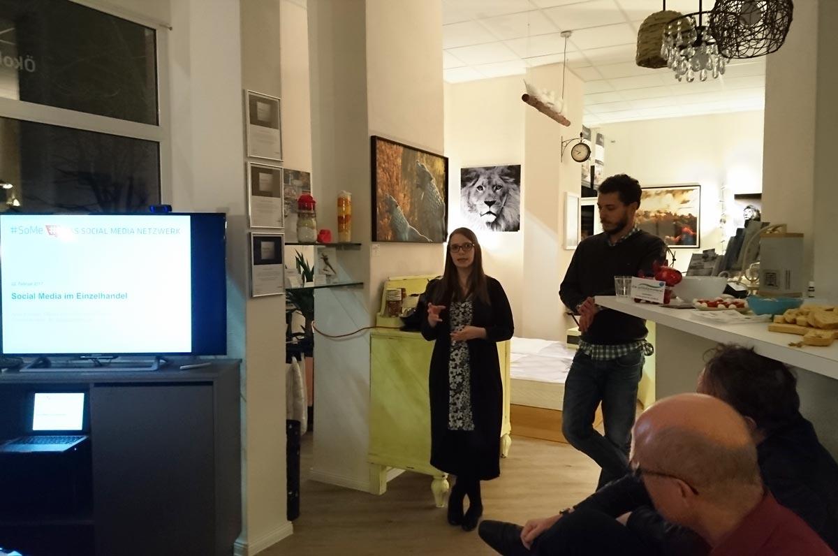 Rückblick 6. #SoMeH: Social Media im Einzelhandel