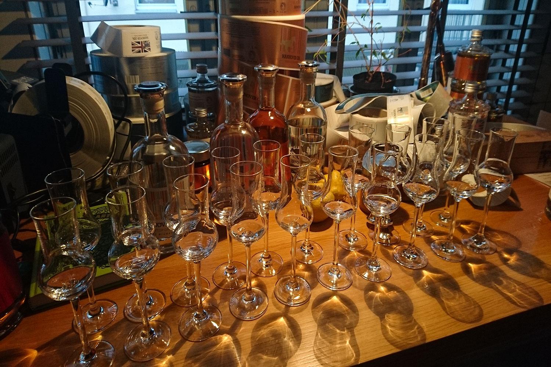 Hannover Gin Tasting