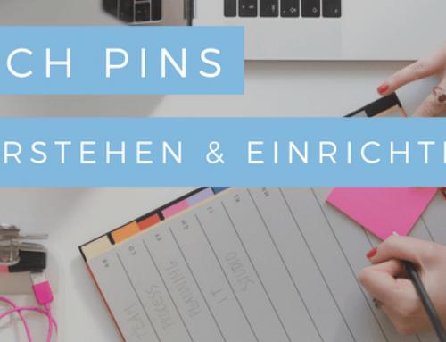 Pinterest für Business: Rich Pins verstehen und einrichten